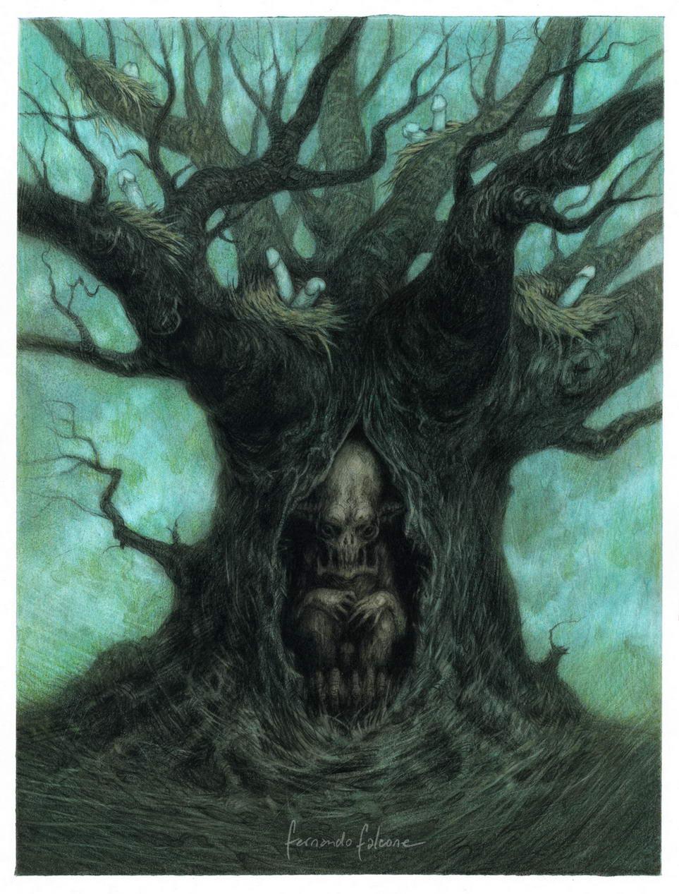 Antiguos cuentos de Brujas
