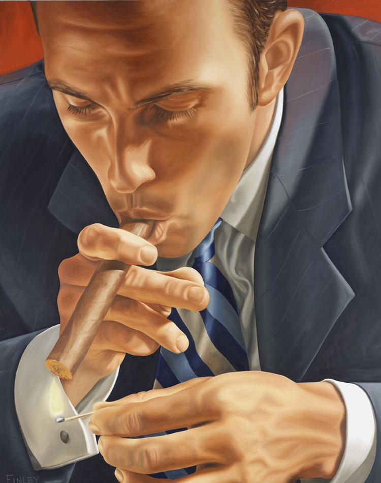 час сигар