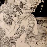 Японский художник Sisterboy