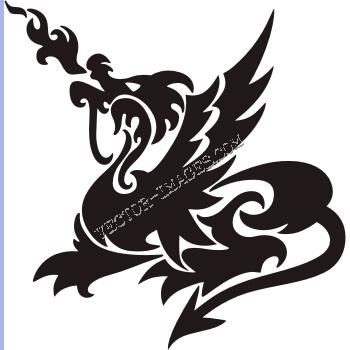 tattoo dragon татуировка дракон