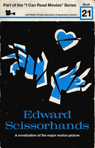 эдвард руки ножницы