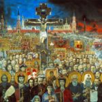 Jon McNaughton «One nation under God» (Одна нация под Богом)