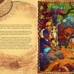 Erin Taylor: африканская Алиса в Стране Чудес