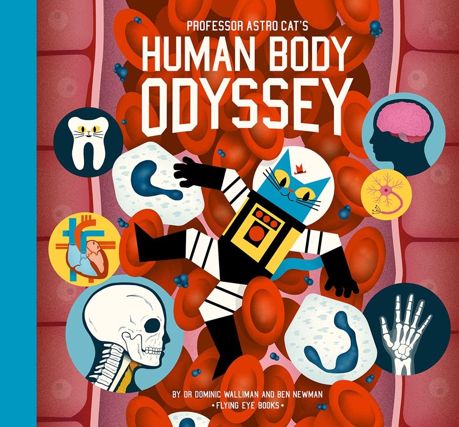 ben newman human body odyssey