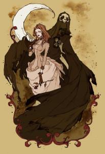 смерть и девушка