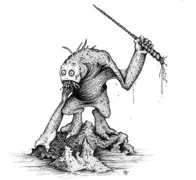 глубоководный мифы ктулху
