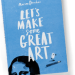 Marion Deuchars «Let's make some great art»