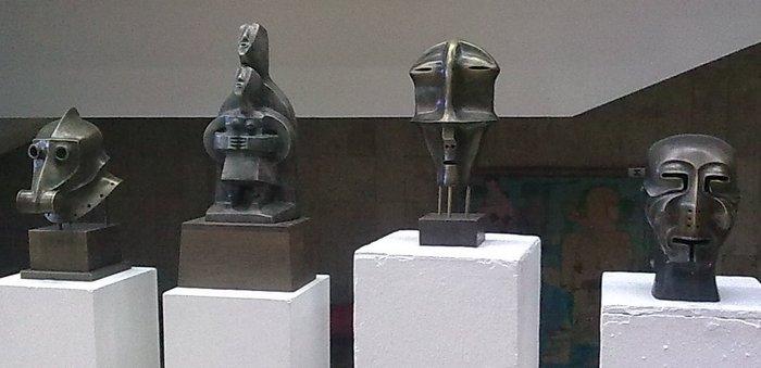 скульптура литье из бронзы федор крушельницкий