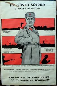 антисоветский плакат