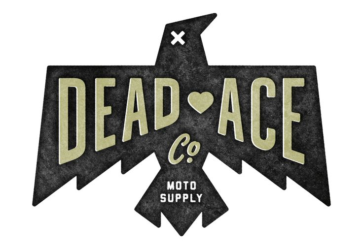 dead ace bird logo
