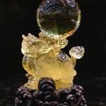 китайская статуэтка из камня