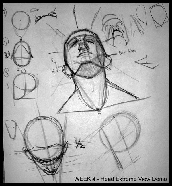 Изучение рисования. Analytical Figure Drawing SP08.