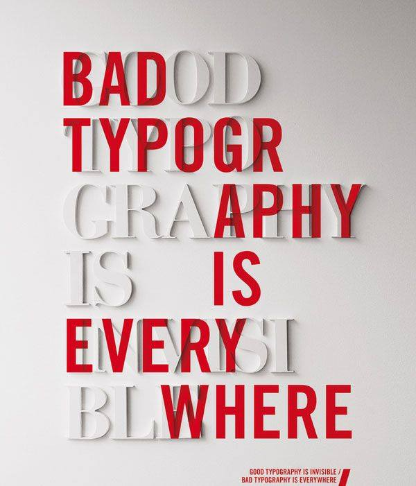 плохая типографика повсюду