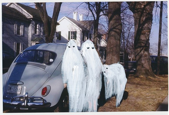 Ghost Photographs