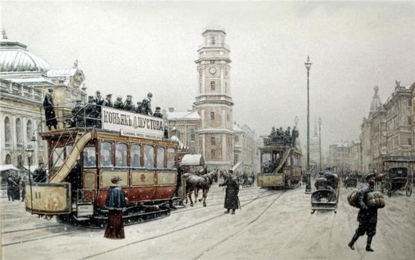 Петербург 1905