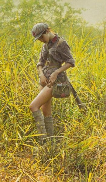 military-girl
