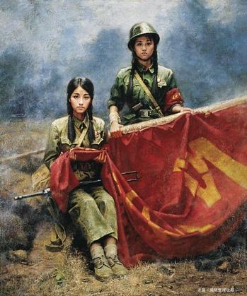 military-girls