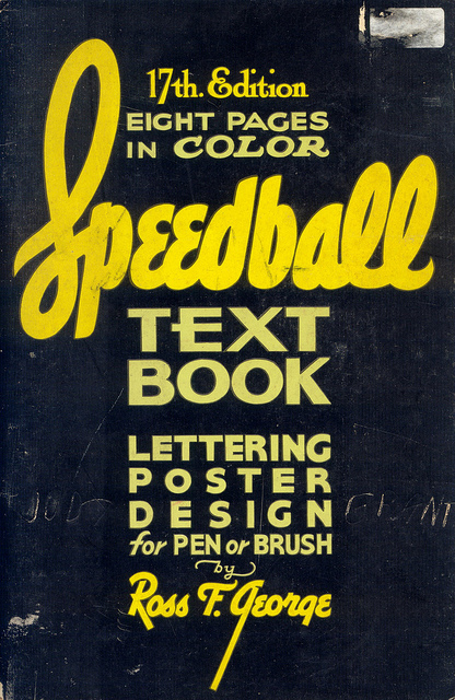 speedball textbook
