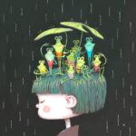 Австралийский художник Ken Wong