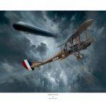Simon William Atack и его авиационная живопись.
