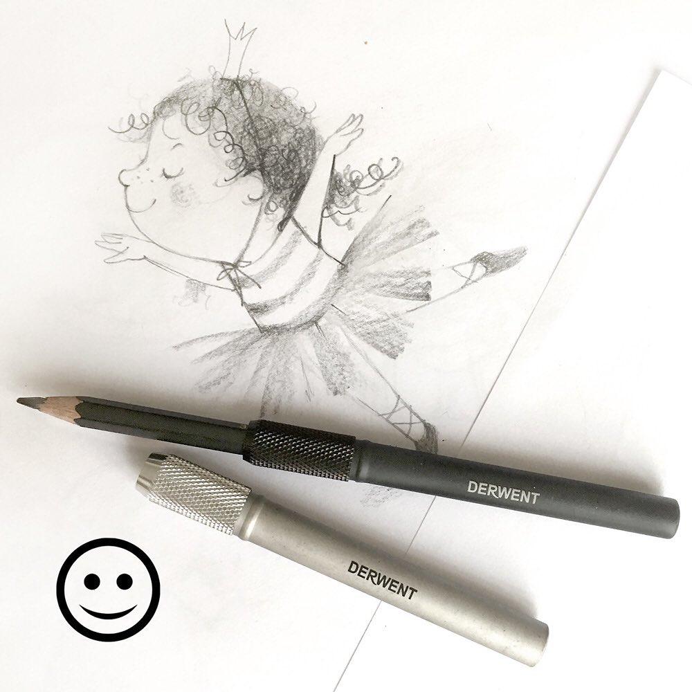 Милые рисунки Наталлии Бушуевой