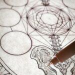 Британский график Adrian Baxter