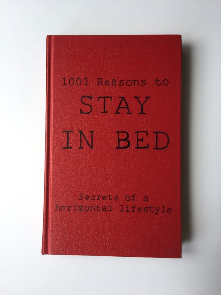 Йохан Декманн (Johan Deckmann) 1001 причина оставаться в кровати